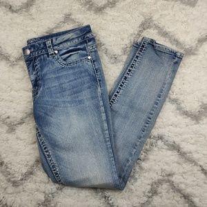 Paisley Sky Jeans - Paisley Sky Jeans Size 10